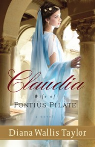 book cover: Claudia